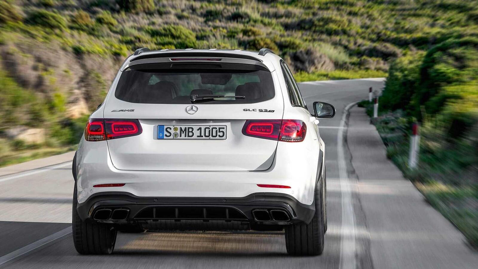 Mercedes-AMG giới thiệu GLC và GLC Coupe 63 mới lắp động cơ V8 4.0L Biturbo mạnh hơn 460 mã lực - Hình 3