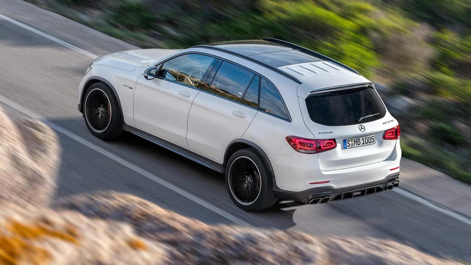 Mercedes-AMG giới thiệu GLC và GLC Coupe 63 mới lắp động cơ V8 4.0L Biturbo mạnh hơn 460 mã lực - Hình 5