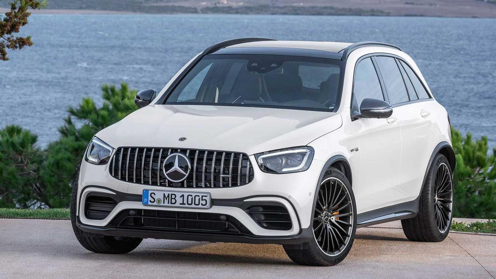 Mercedes-AMG giới thiệu GLC và GLC Coupe 63 mới lắp động cơ V8 4.0L Biturbo mạnh hơn 460 mã lực - Hình 9