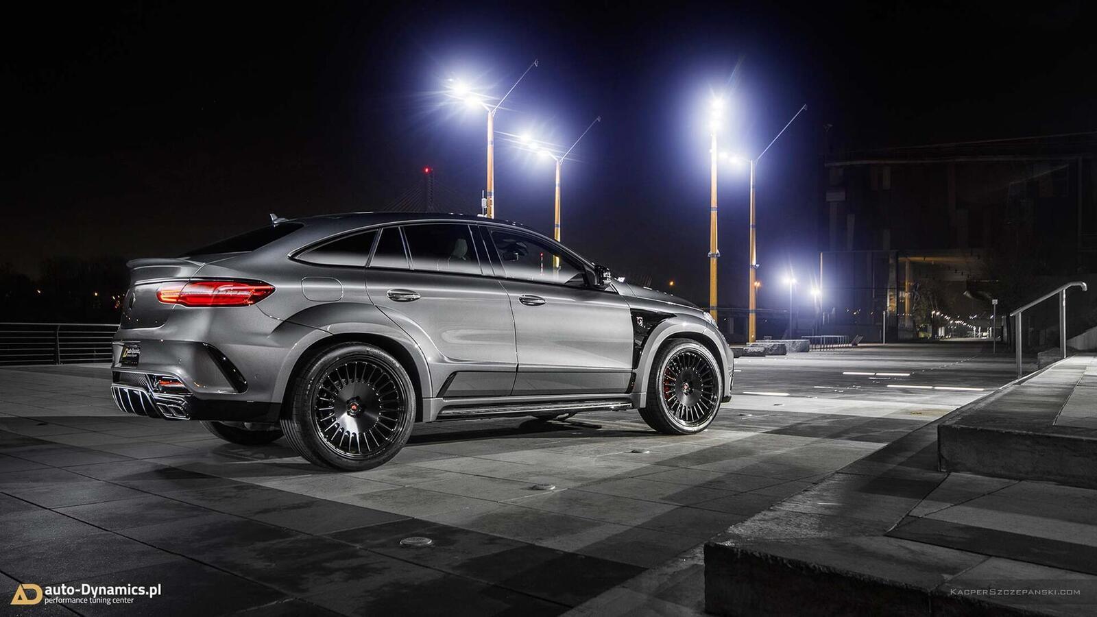 Mercedes-AMG GLE 63 S Coupe độ công suất lên 795 mã lực; tăng tốc 0-100 km/h trong 3,25 giây - Hình 1