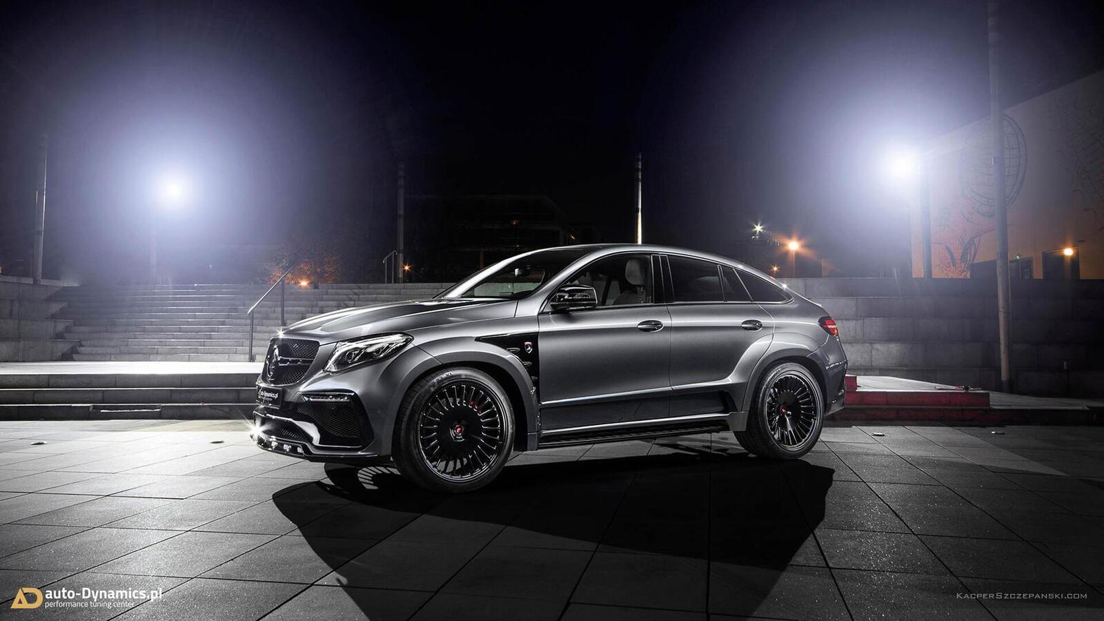 Mercedes-AMG GLE 63 S Coupe độ công suất lên 795 mã lực; tăng tốc 0-100 km/h trong 3,25 giây - Hình 10