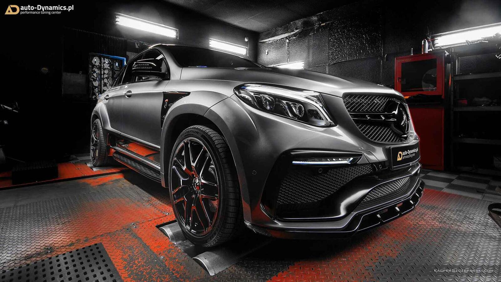 Mercedes-AMG GLE 63 S Coupe độ công suất lên 795 mã lực; tăng tốc 0-100 km/h trong 3,25 giây - Hình 11