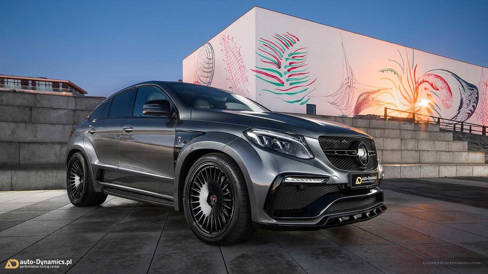 Mercedes-AMG GLE 63 S Coupe độ công suất lên 795 mã lực; tăng tốc 0-100 km/h trong 3,25 giây - Hình 12