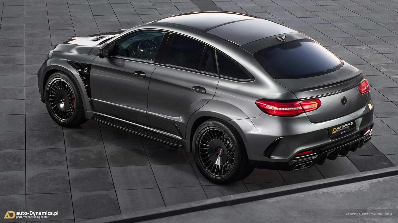 Mercedes-AMG GLE 63 S Coupe độ công suất lên 795 mã lực; tăng tốc 0-100 km/h trong 3,25 giây - Hình 13