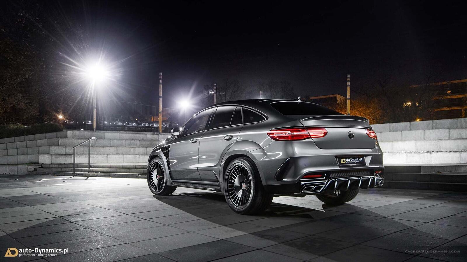 Mercedes-AMG GLE 63 S Coupe độ công suất lên 795 mã lực; tăng tốc 0-100 km/h trong 3,25 giây - Hình 14