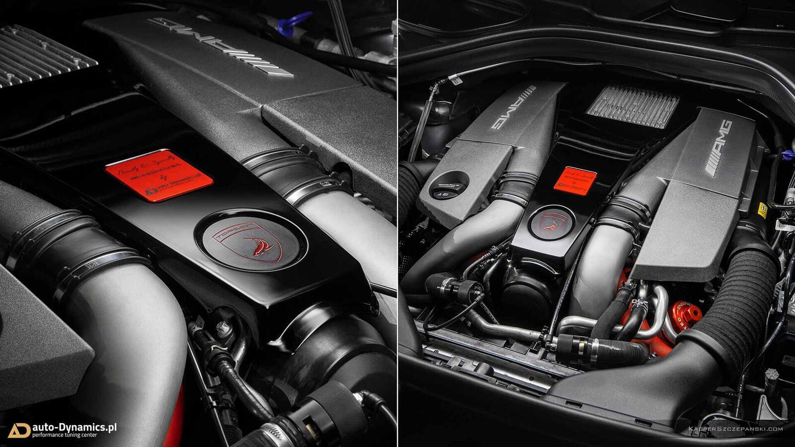 Mercedes-AMG GLE 63 S Coupe độ công suất lên 795 mã lực; tăng tốc 0-100 km/h trong 3,25 giây - Hình 17