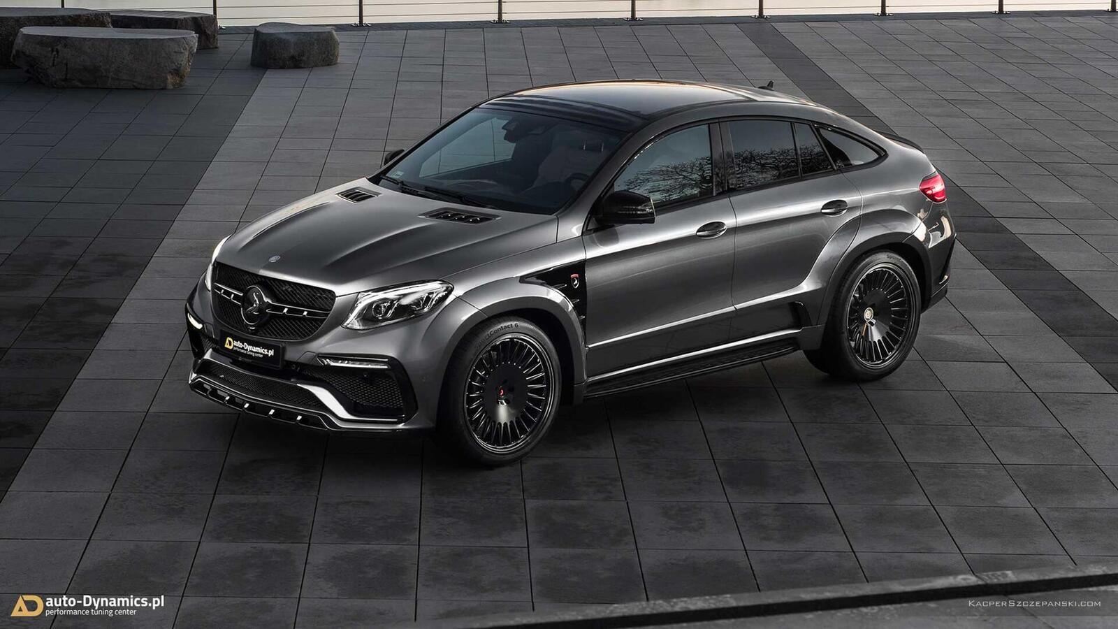 Mercedes-AMG GLE 63 S Coupe độ công suất lên 795 mã lực; tăng tốc 0-100 km/h trong 3,25 giây - Hình 4
