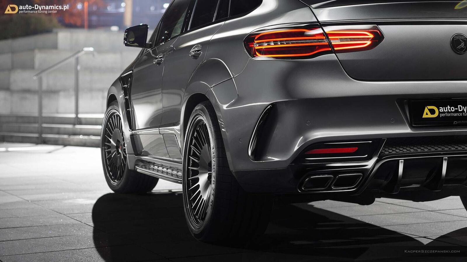 Mercedes-AMG GLE 63 S Coupe độ công suất lên 795 mã lực; tăng tốc 0-100 km/h trong 3,25 giây - Hình 6