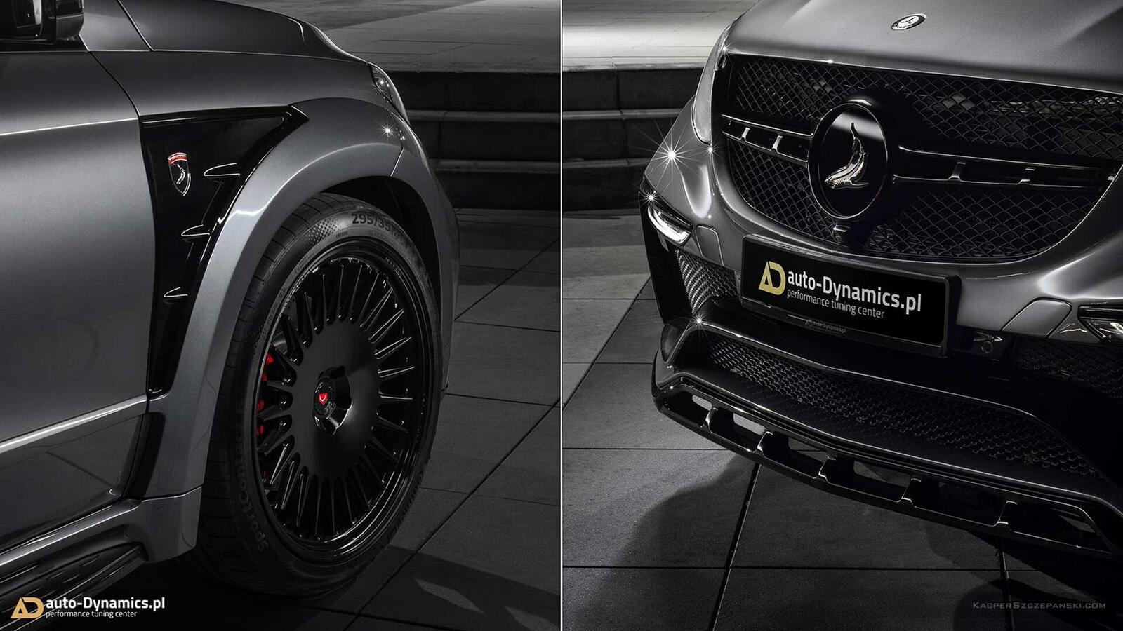 Mercedes-AMG GLE 63 S Coupe độ công suất lên 795 mã lực; tăng tốc 0-100 km/h trong 3,25 giây - Hình 7
