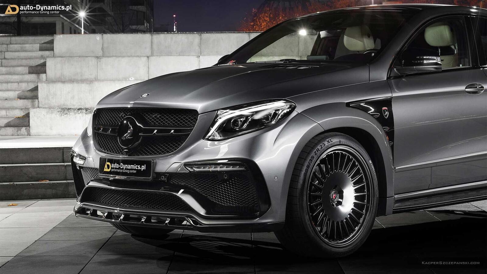 Mercedes-AMG GLE 63 S Coupe độ công suất lên 795 mã lực; tăng tốc 0-100 km/h trong 3,25 giây - Hình 8