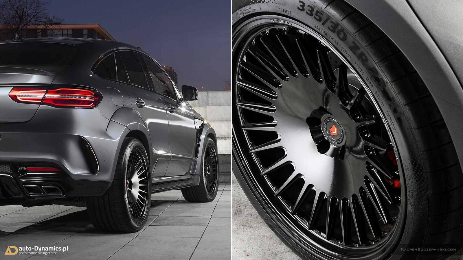 Mercedes-AMG GLE 63 S Coupe độ công suất lên 795 mã lực; tăng tốc 0-100 km/h trong 3,25 giây - Hình 9