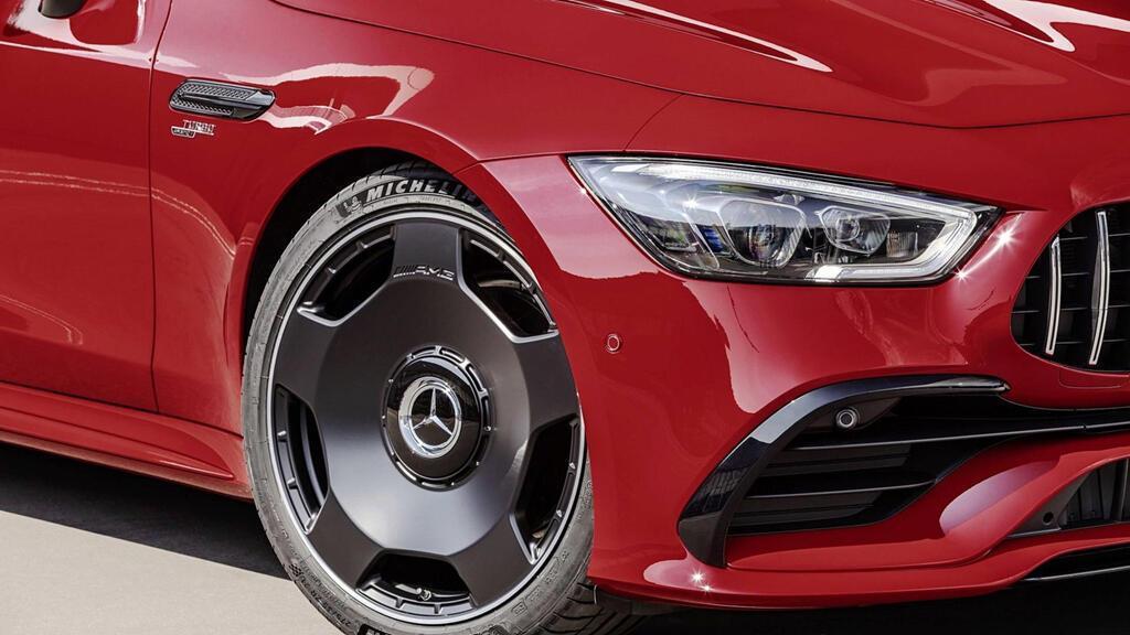 Mercedes-AMG GT 43 coupe 4 cửa 2019 ra mắt - Hình 5