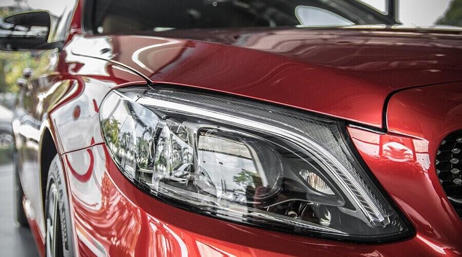 Xe sử dụng công nghệ Multibeam LED hiện đại