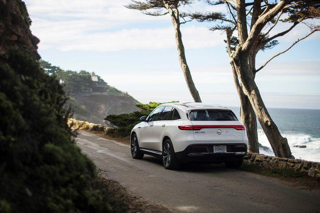 Mercedes-Benz EQC - crossover điện đầu tiên của hãng xe Đức sẽ trình làng vào tháng 1/2019 - Hình 5
