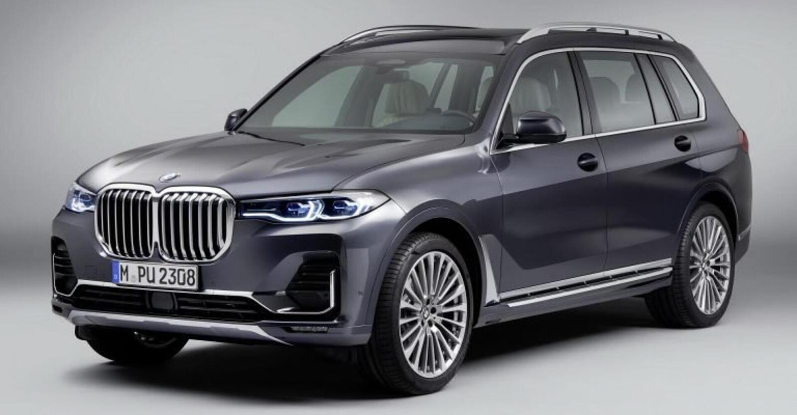 Mercedes-Benz gấp rút ''lên đời'' GLS mới đấu với BMW X7 - Hình 6