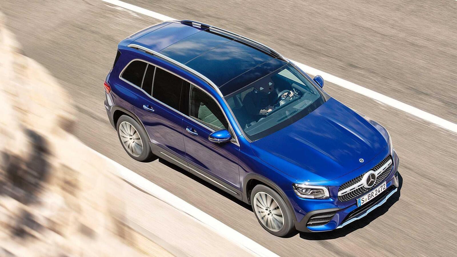 Mercedes-Benz GLB 2020 chính thức ra mắt: xe 7 chỗ dành cho gia đình - Hình 11