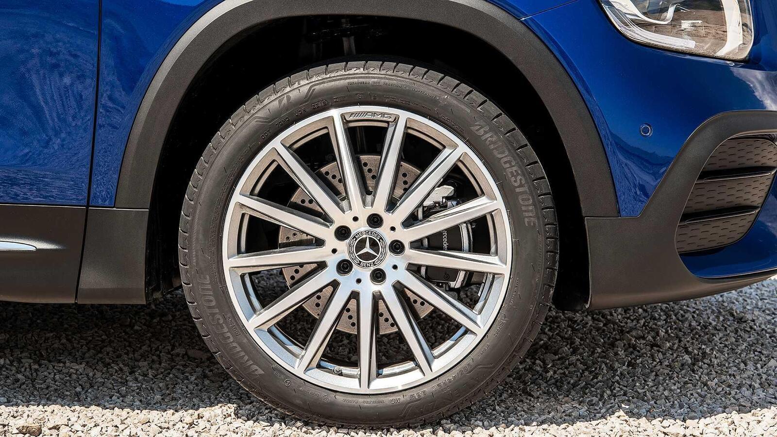 Mercedes-Benz GLB 2020 chính thức ra mắt: xe 7 chỗ dành cho gia đình - Hình 13