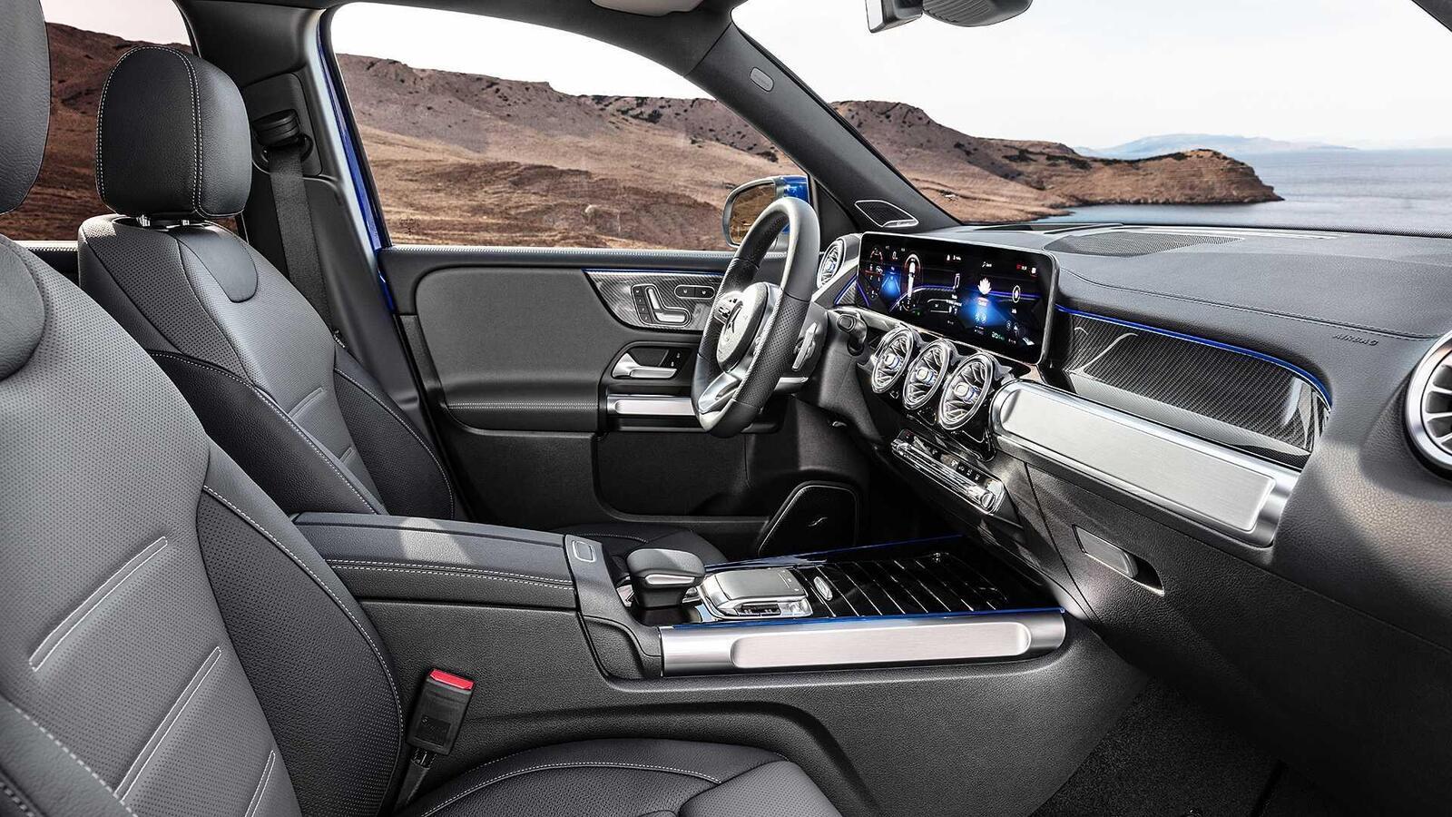 Mercedes-Benz GLB 2020 chính thức ra mắt: xe 7 chỗ dành cho gia đình - Hình 14