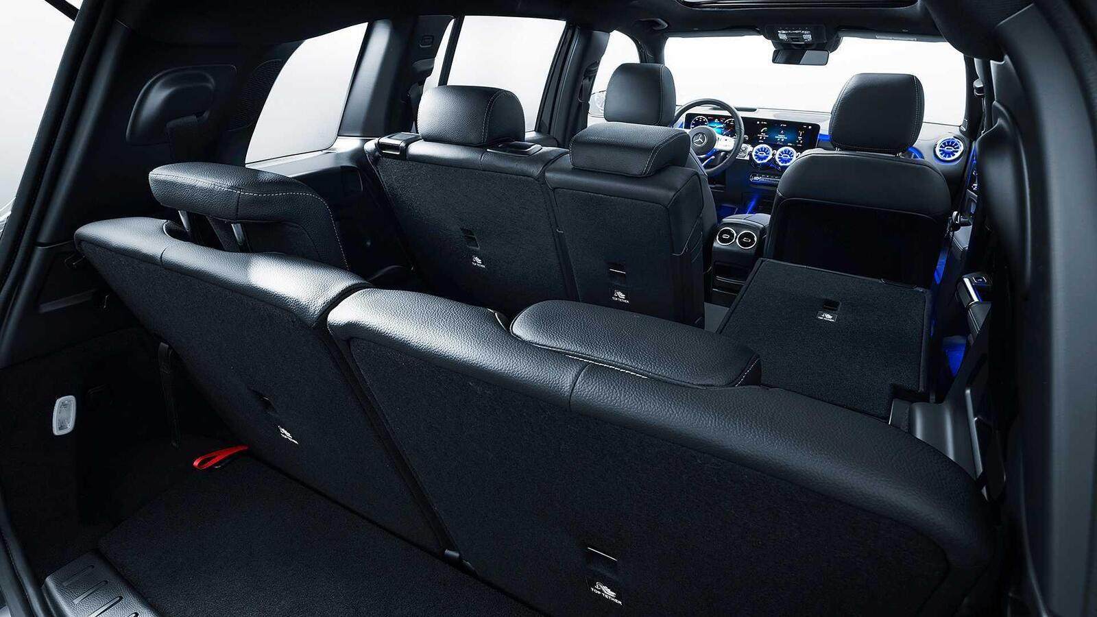 Mercedes-Benz GLB 2020 chính thức ra mắt: xe 7 chỗ dành cho gia đình - Hình 2