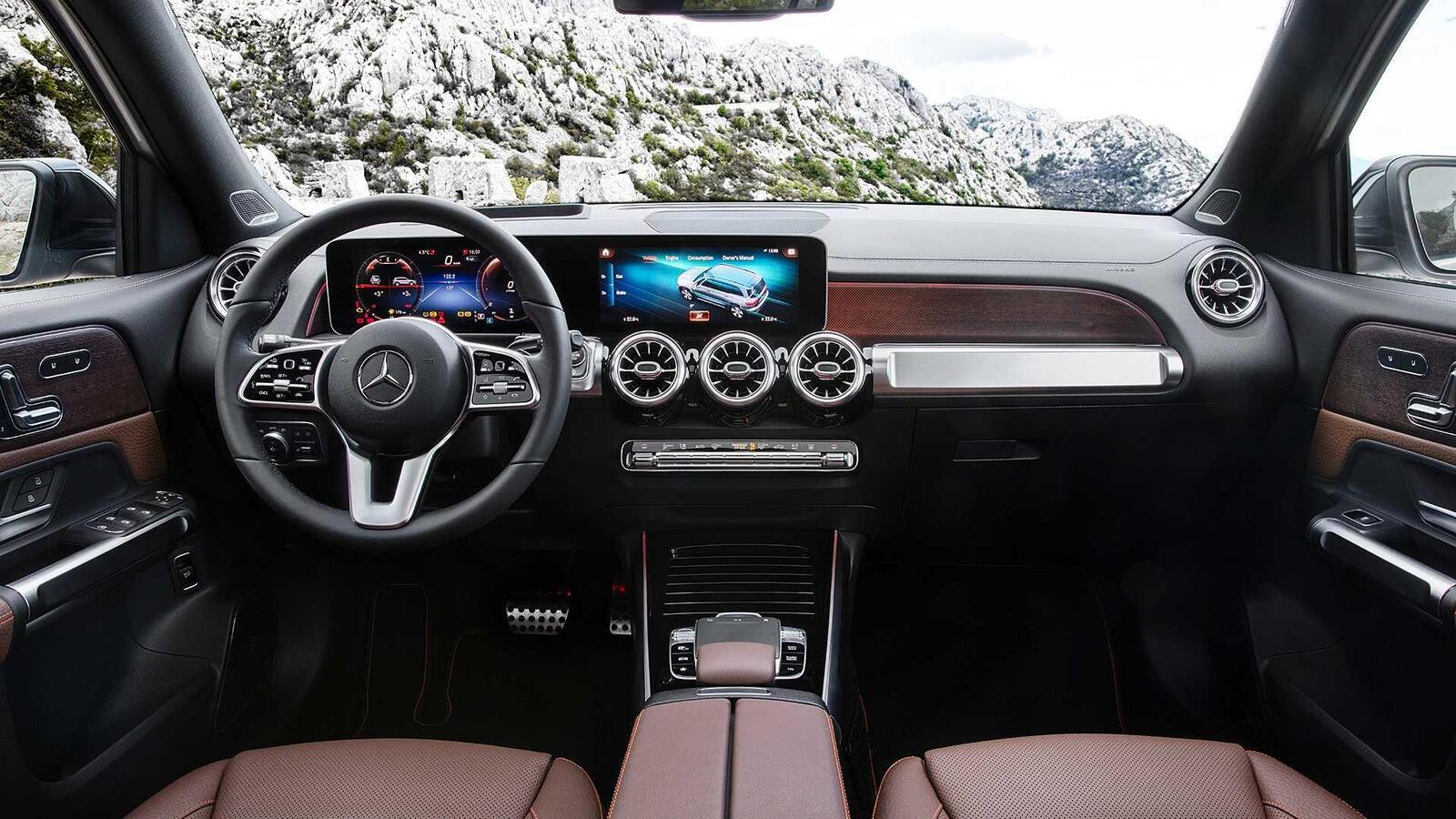 Mercedes-Benz GLB 2020 chính thức ra mắt: xe 7 chỗ dành cho gia đình - Hình 3