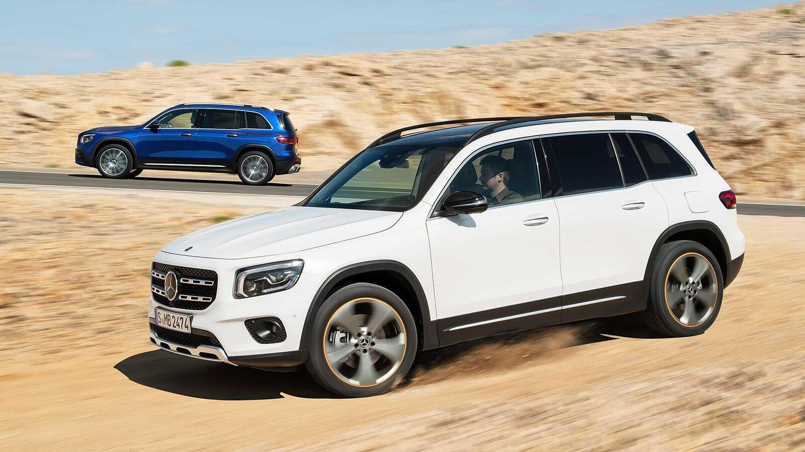 Mercedes-Benz GLB 2020 chính thức ra mắt: xe 7 chỗ dành cho gia đình - Hình 5