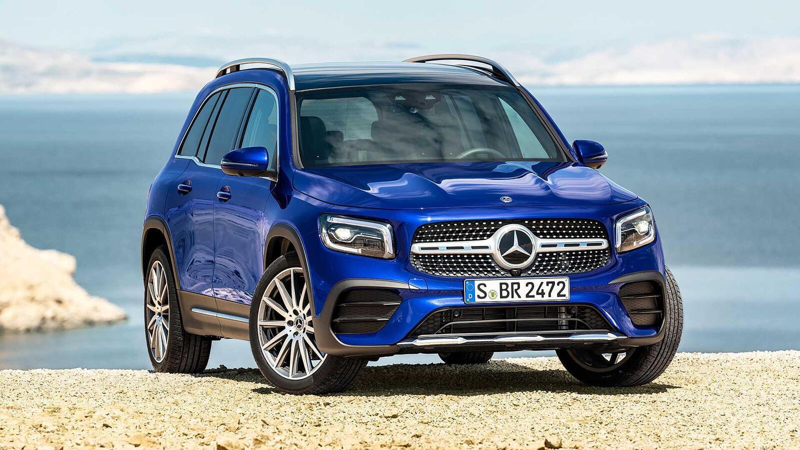 Mercedes-Benz GLB 2020 chính thức ra mắt: xe 7 chỗ dành cho gia đình - Hình 6