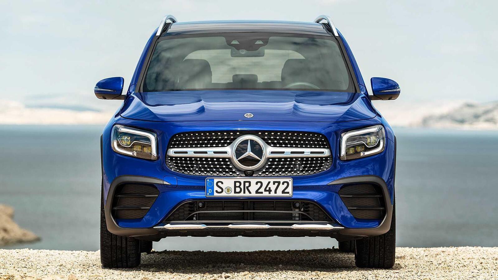 Mercedes-Benz GLB 2020 chính thức ra mắt: xe 7 chỗ dành cho gia đình - Hình 9