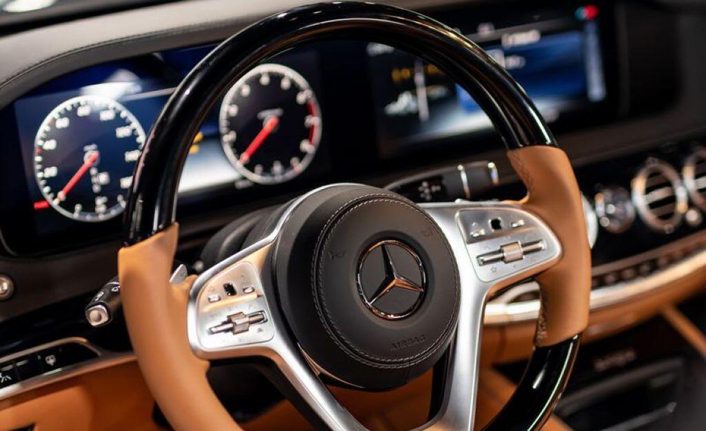 Mercedes-Benz S-Class Concours S Edition 2019 - đẳng cấp của sự sang trọng - Hình 1