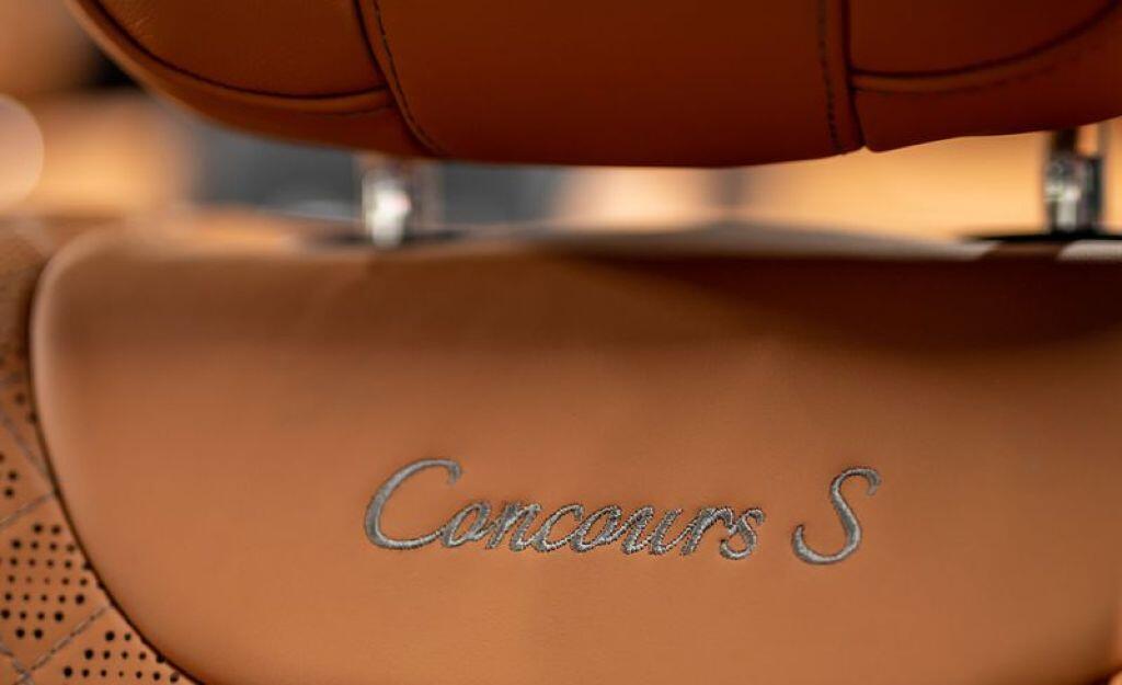 Mercedes-Benz S-Class Concours S Edition 2019 - đẳng cấp của sự sang trọng - Hình 2