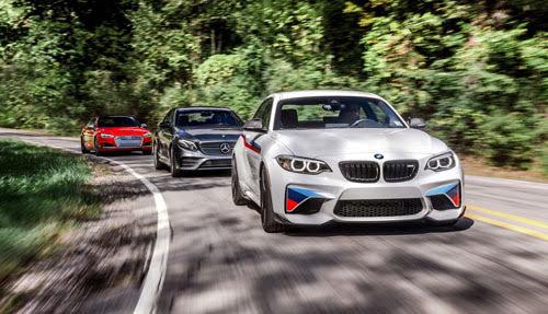 Mercedes, BMW, Audi - bộ tam Đức thống trị giới xe sang - Hình 1