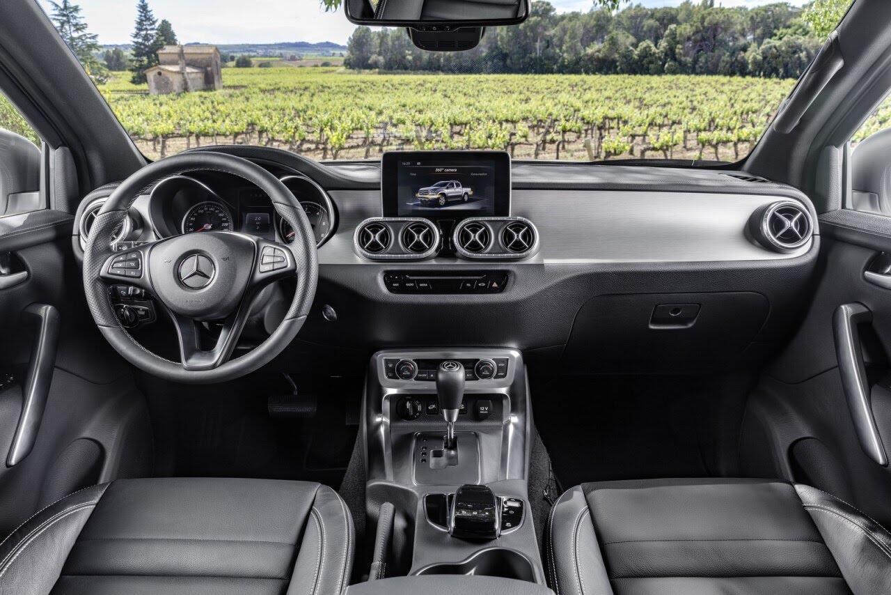 Mercedes cần Nissan giúp đỡ để tạo ra X-Class - Hình 5