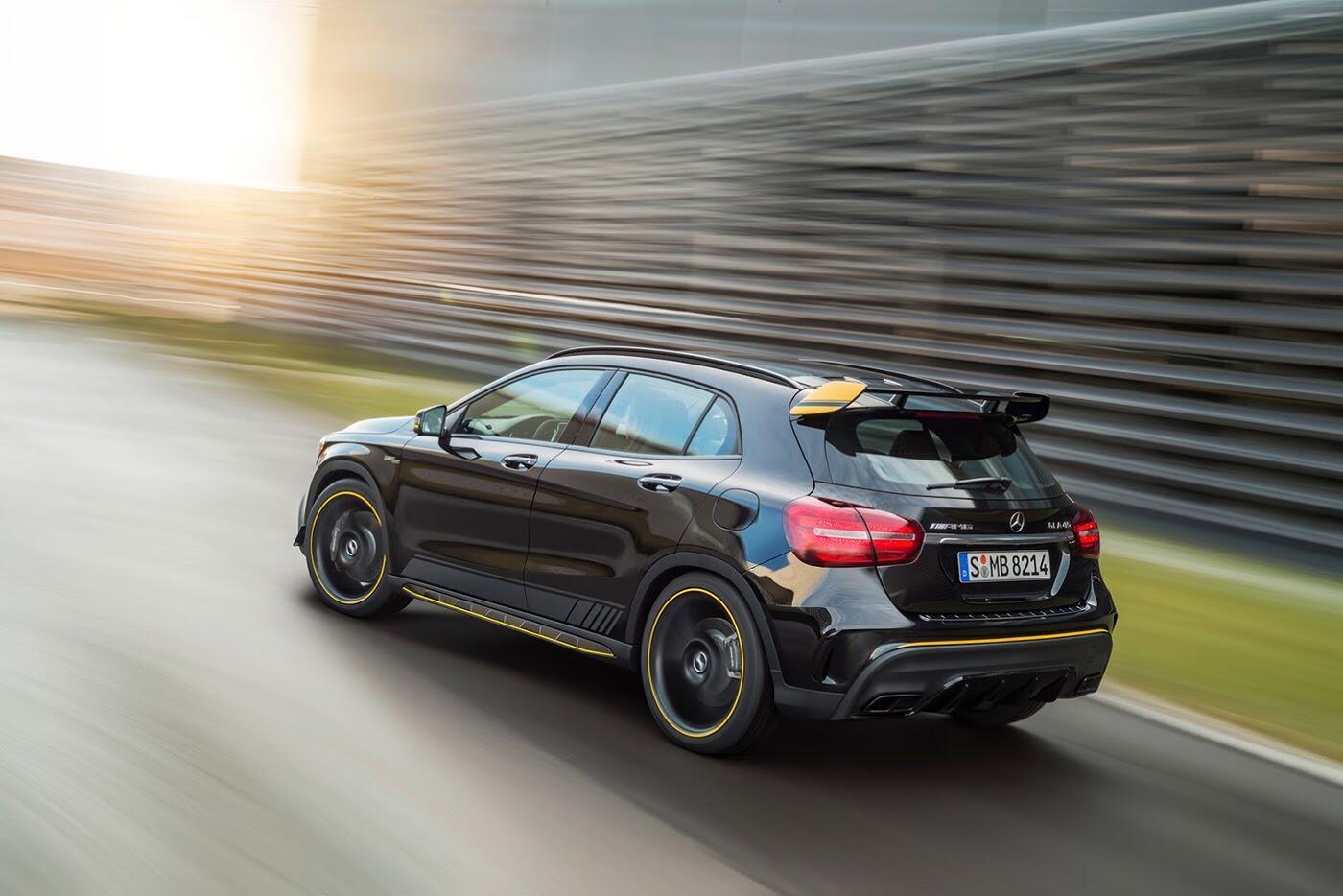 Mercedes GLA bản nâng cấp có giá từ 43.900 USD - Hình 2