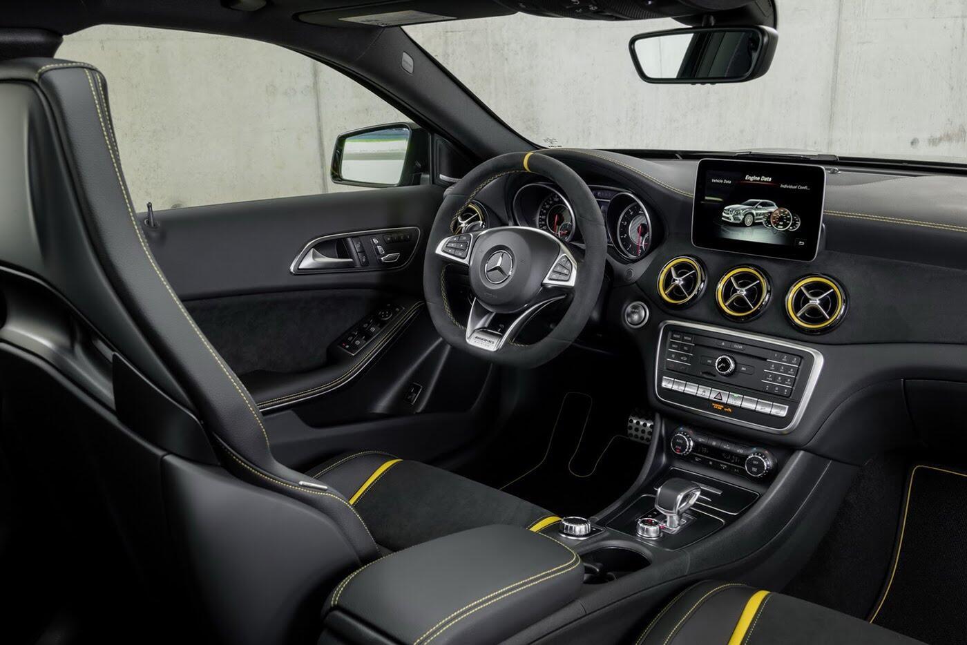 Mercedes GLA bản nâng cấp có giá từ 43.900 USD - Hình 4