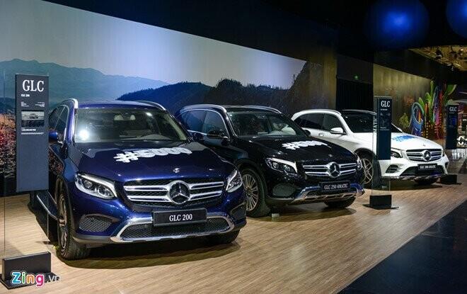 Mercedes GLC và Ford Ranger dính án triệu hồi tại Việt Nam - Hình 1