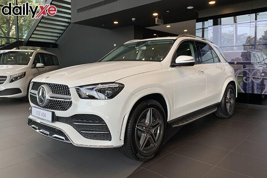 Mercedes-benz GLE450