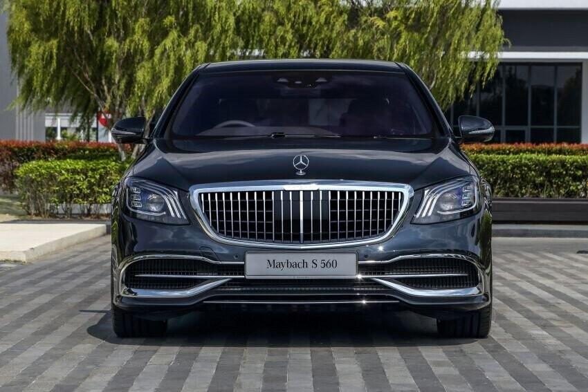 Mercedes-Maybach S 560 và S 650 cập bến Malaysia giá từ 8 tỷ đồng - Hình 1