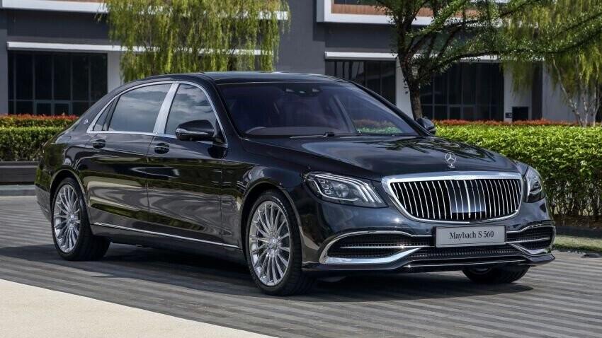 Mercedes-Maybach S 560 và S 650 cập bến Malaysia giá từ 8 tỷ đồng - Hình 10
