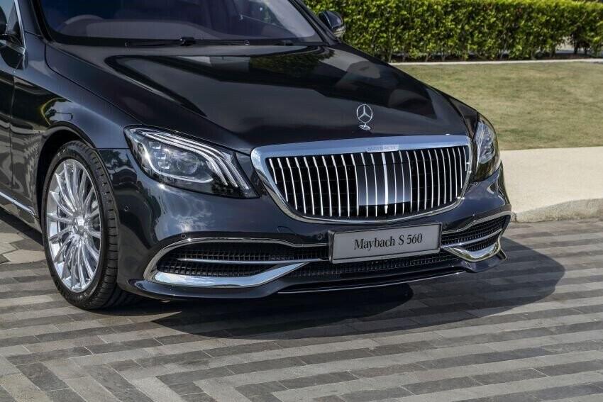 Mercedes-Maybach S 560 và S 650 cập bến Malaysia giá từ 8 tỷ đồng - Hình 2