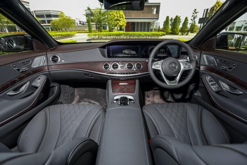 Mercedes-Maybach S 560 và S 650 cập bến Malaysia giá từ 8 tỷ đồng - Hình 5