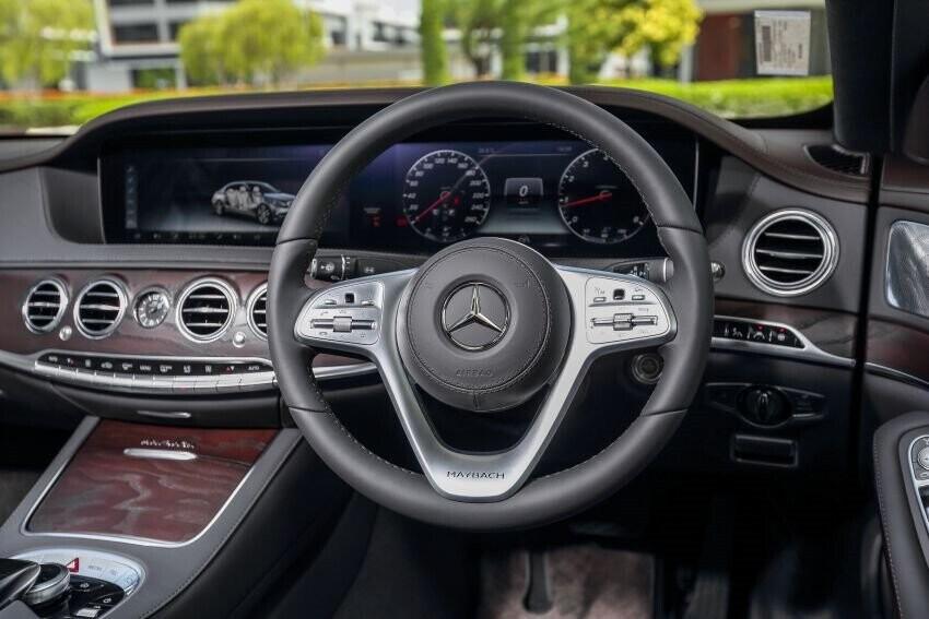 Mercedes-Maybach S 560 và S 650 cập bến Malaysia giá từ 8 tỷ đồng - Hình 6