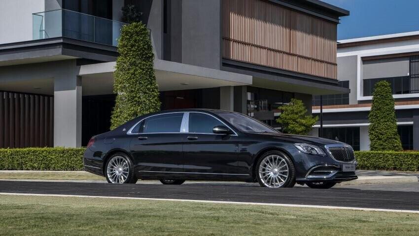 Mercedes-Maybach S 560 và S 650 cập bến Malaysia giá từ 8 tỷ đồng - Hình 9