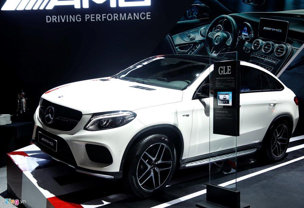 Mercedes trưng dàn xe 150 tỷ tại Hà Nội - Hình 3