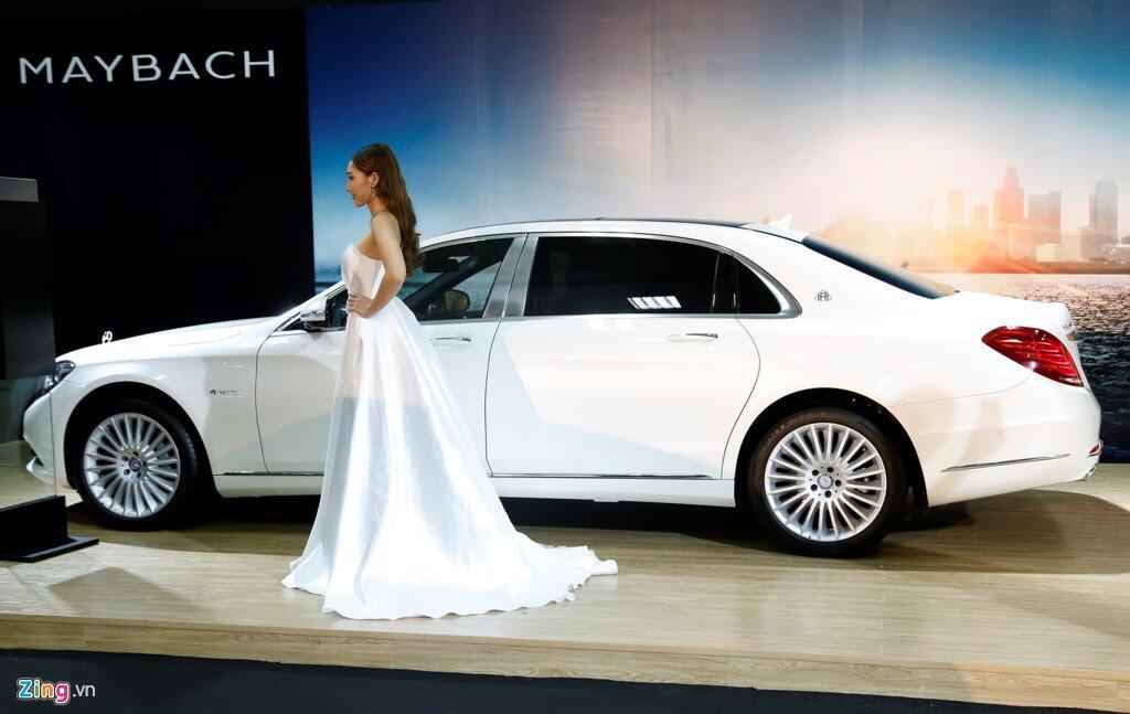 Mercedes trưng dàn xe 150 tỷ tại Hà Nội - Hình 6