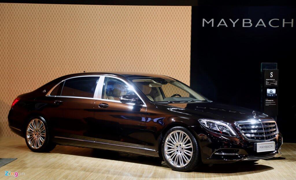 Mercedes trưng dàn xe 150 tỷ tại Hà Nội - Hình 7