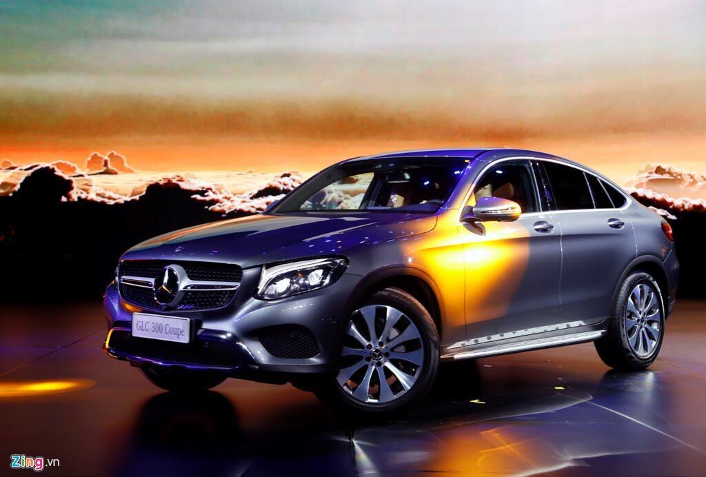 Mercedes trưng dàn xe 150 tỷ tại Hà Nội - Hình 10