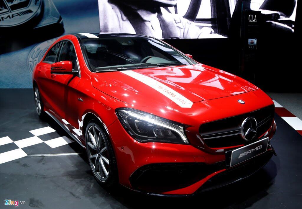 Mercedes trưng dàn xe 150 tỷ tại Hà Nội - Hình 11