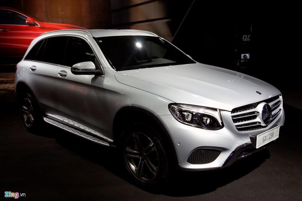 Mercedes trưng dàn xe 150 tỷ tại Hà Nội - Hình 12