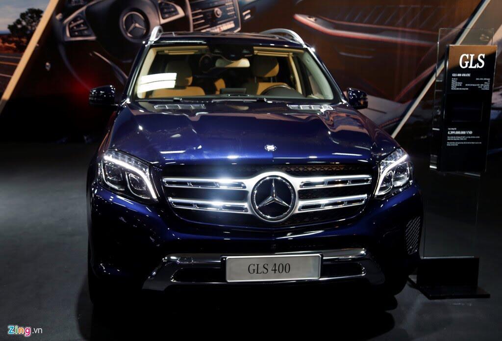 Mercedes trưng dàn xe 150 tỷ tại Hà Nội - Hình 13