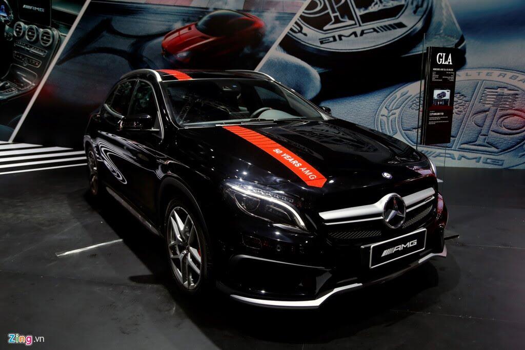 Mercedes trưng dàn xe 150 tỷ tại Hà Nội - Hình 14