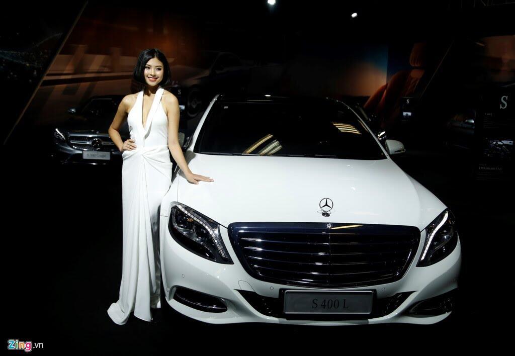 Mercedes trưng dàn xe 150 tỷ tại Hà Nội - Hình 15
